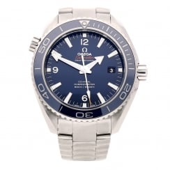 Planet Ocean 600m - Gents Titanium Watch - 2013
