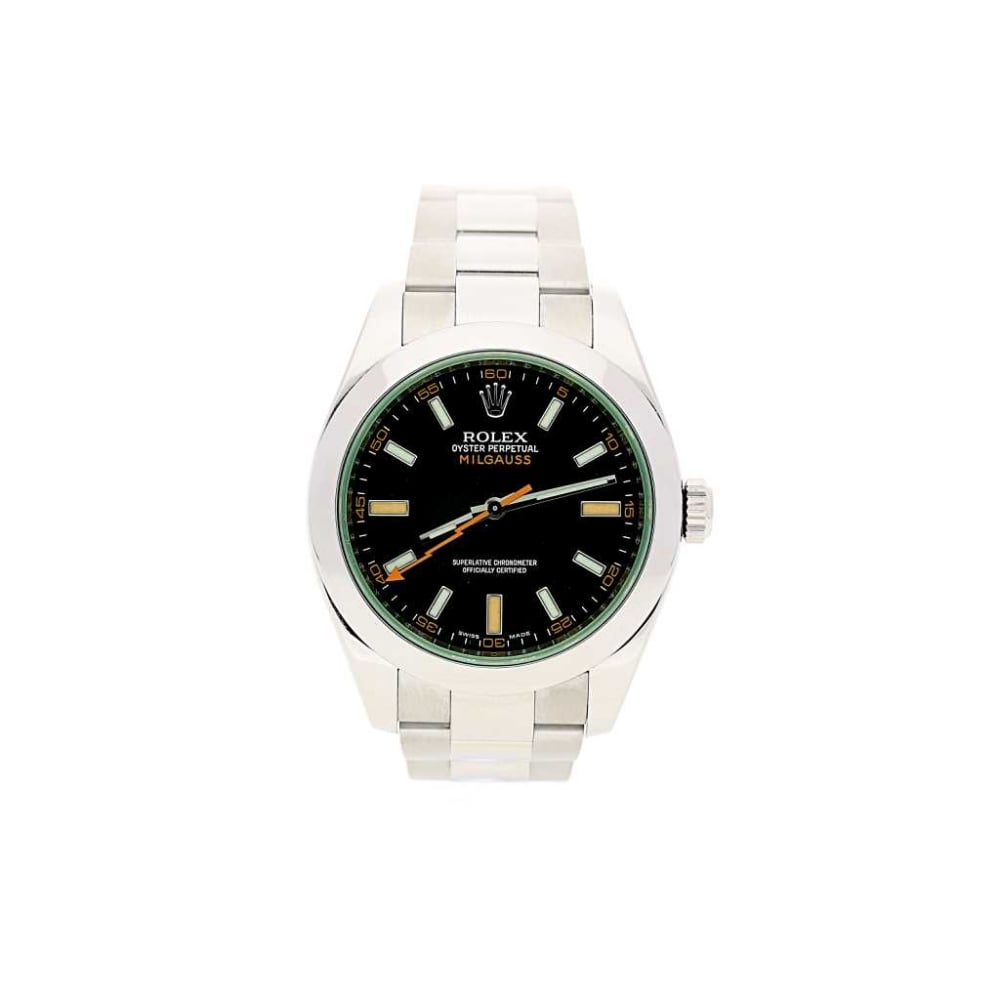 Pre Owned Rolex Milgauss Uk