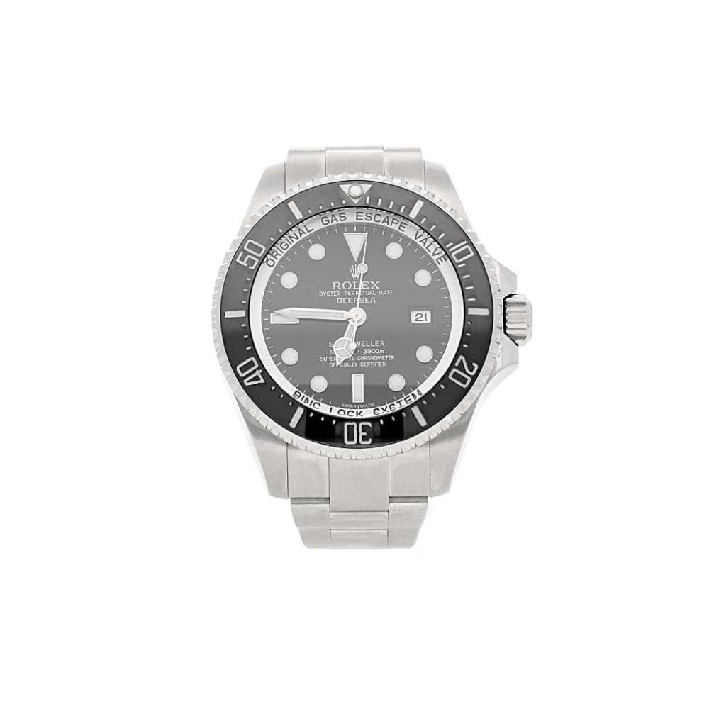 second hand rolex deepsea sea dweller 116660 watch. Black Bedroom Furniture Sets. Home Design Ideas