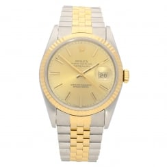 Datejust 16233 - Gents Watch - Champagne Dial - 1994