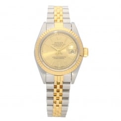 Datejust 69173 - Ladies Watch - Champagne Dial - 1993