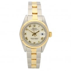 Datejust 69173 - Ladies Watch - Cream Dial - 1989