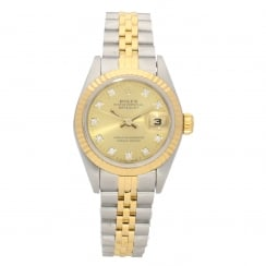 Datejust 69173 - Ladies Watch - Diamond Dial - 1993