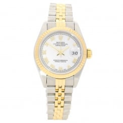 Datejust 79173 - Ladies Watch - White Dial - 2003