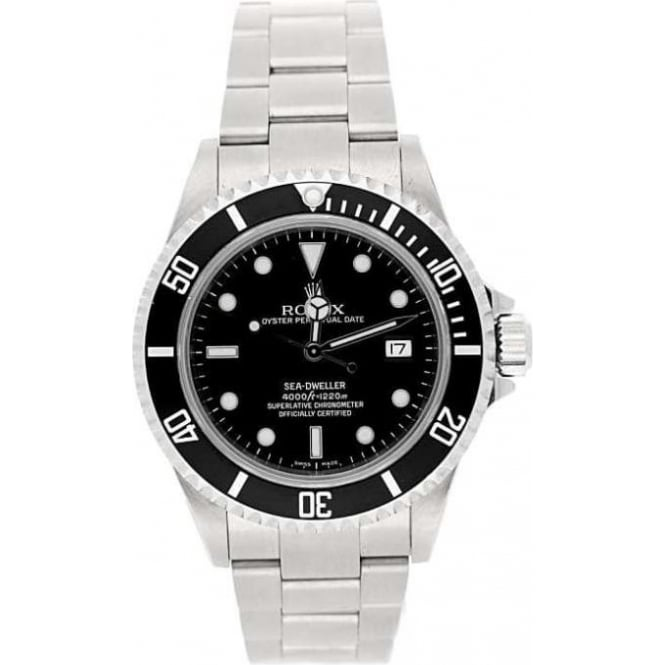 Rolex Sea-Dweller 4000 model 16600T - Diving Watch - 2006