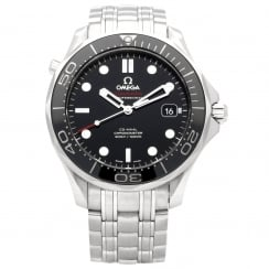 Seamaster 212.30.41.20.01.003 - Gents Watch - Black Dial