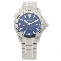 Seamaster 2263.80.00 - Midsize Watch - Blue Dial - 1998