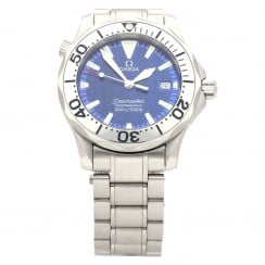 Seamaster 2263.80.00 - Stainless Steel - Blue Dial - 2004