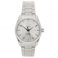 Seamaster Aqua Terra 150m Men's Watch - Silver - 2010