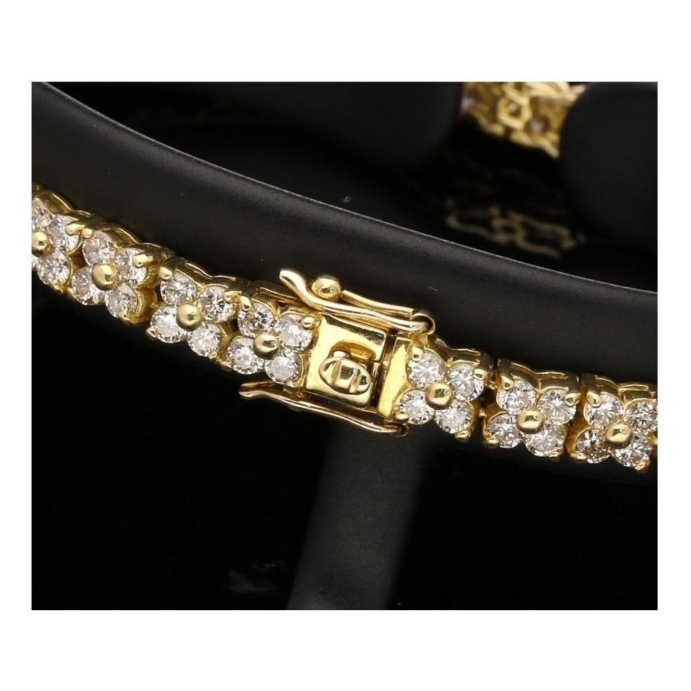 Second hand 18ct gold bracelets