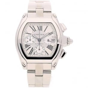 Second Hand Cartier Roadster Chronograph - 2618