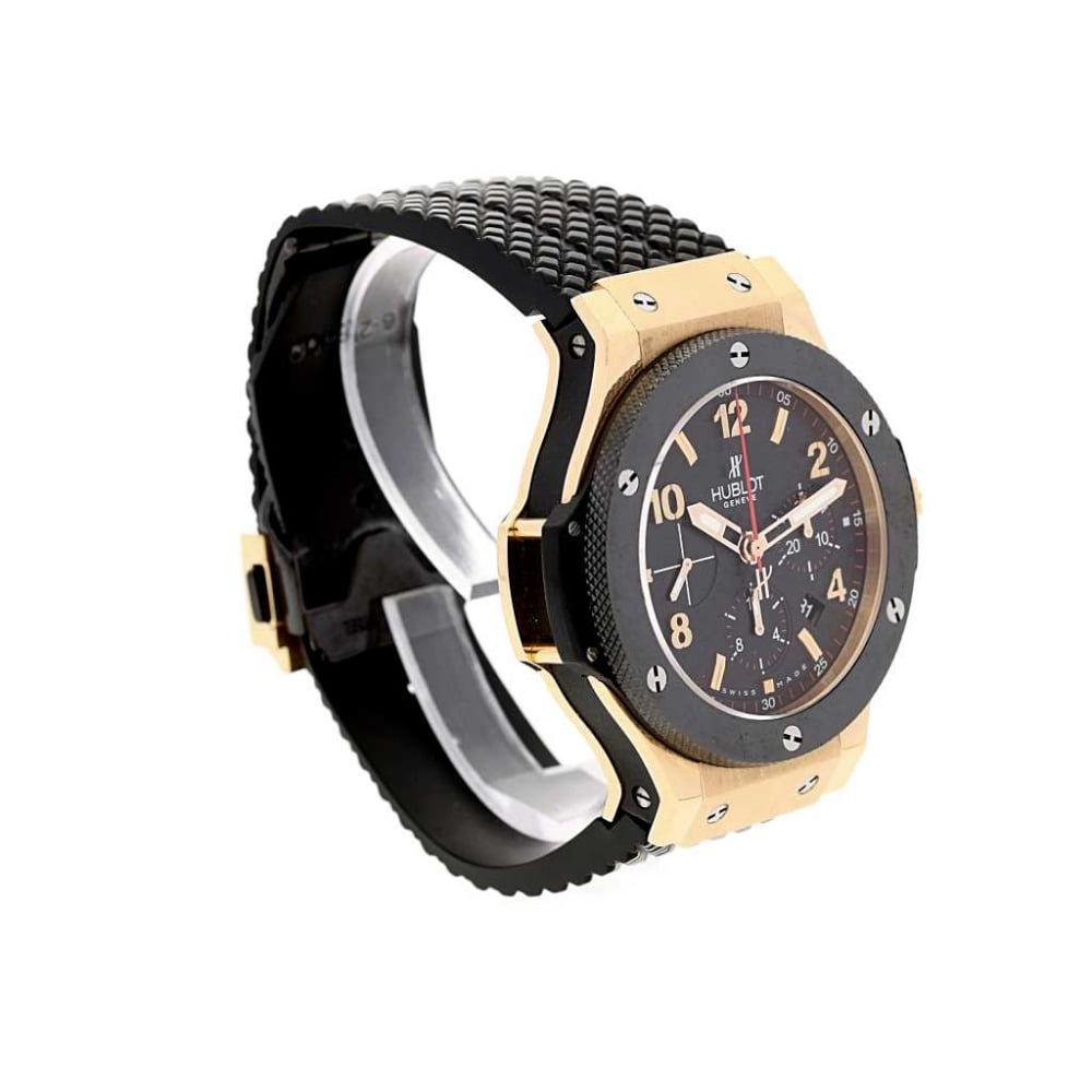 Pre owned hublot big bang 301 for Rubber watches