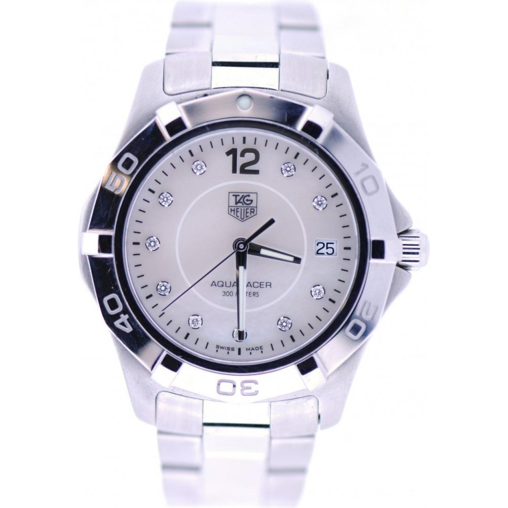 45ff1a02493 Tag Heuer Second Hand Mens Tag Heuer Aquaracer Watch - Watches from ...
