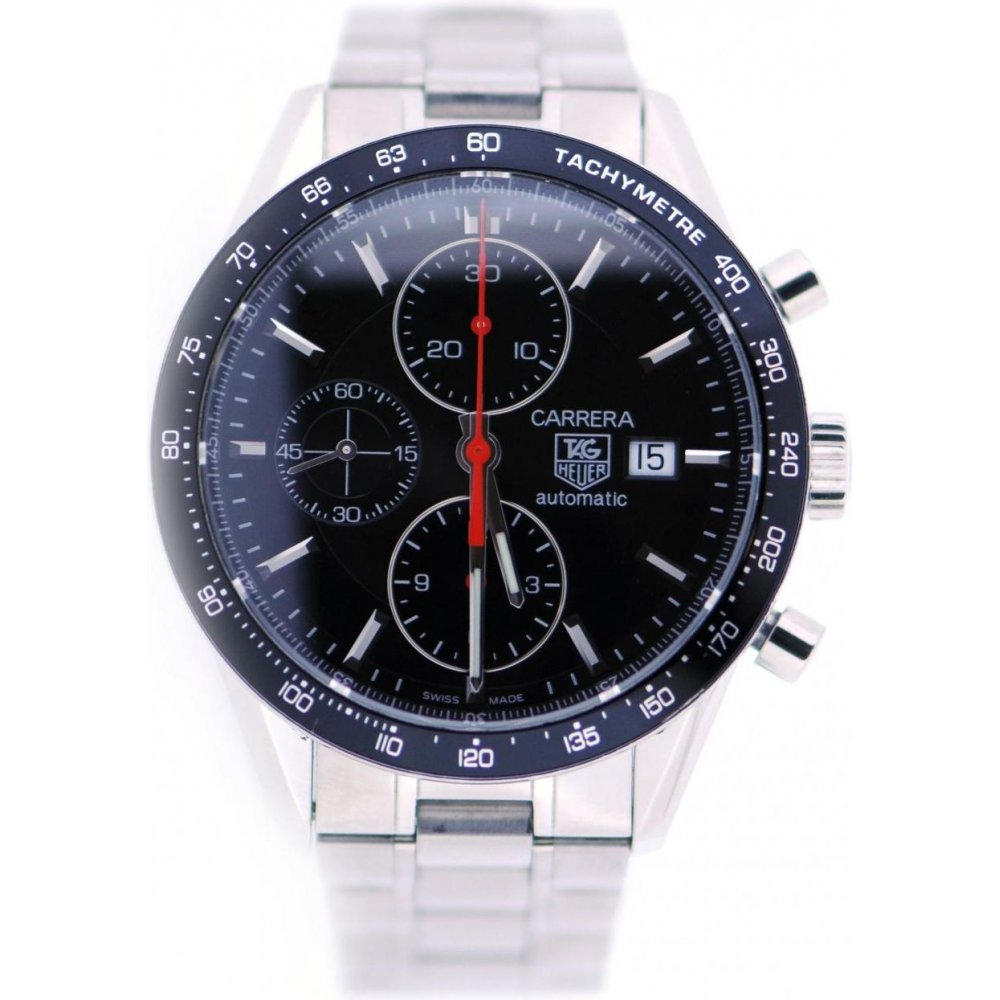 90f91dd2ab510 Tag Heuer Second Hand Mens Tag Heuer Carrera Watch - Watches from ...
