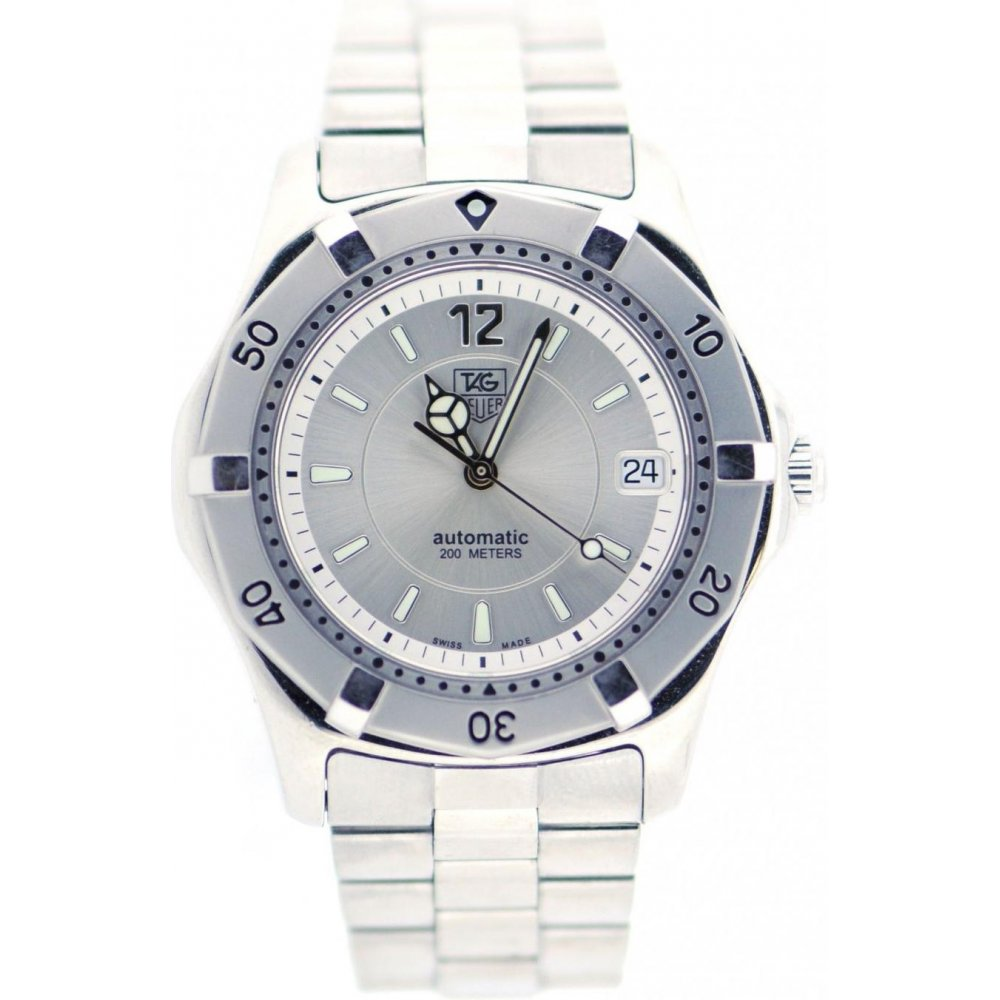 Pre Owend Mens Tag Heuer Automatic Watch - Miltons Liverpool 360e890a9