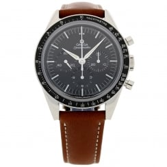 Speedmaster 31132403001001 Moonwatch 39.7mm brown -Manual- 2015