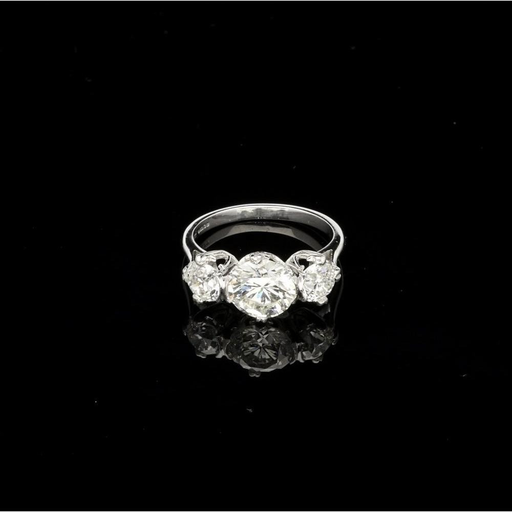 owned product mens wedding pre s carat ring diamond vintage men rings preowned solitaire