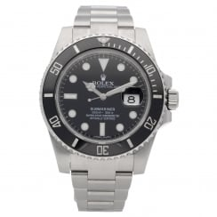 Submariner 116610LN - Black Dial - 2015