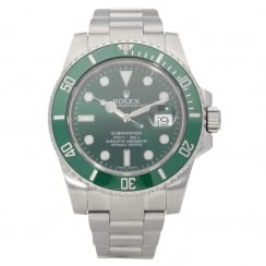Submariner 116610LV – Gents Watch – The Hulk - 2012