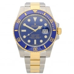 Submariner 116613LB - Gents Watch - 2014