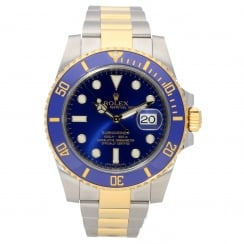 Submariner 116613LB - Gents Watch - Blue Dial - 2017