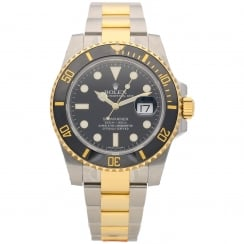 Submariner 116613LN - Gents Watch - Black Dial - Unworn 2013