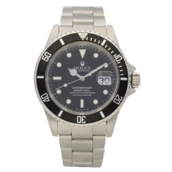 Submariner 16610 - Black Dial - 1989