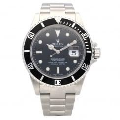 Submariner 16610 - Black Dial - Stainless Steel - 2006