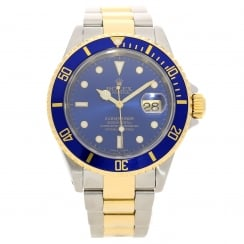 Submariner 16613 – Gents Watch- Blue Dial – 2000