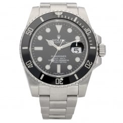 Submariner Date 116610LN - Black Dial - 2011 Approx