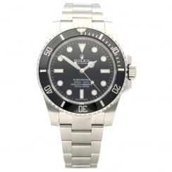 Submariner Non Date 114060 - Gents Watch - 2013