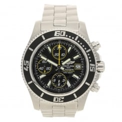 SuperOcean A13341 - Gents Watch - Black Dial - 2012