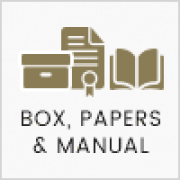 Box, Papers and Manual