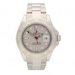 Yacht-Master 16622 - Gents Watch - Platinum Bezel - 2008