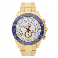 Yacht-Master 2 116688 - Gents 18ct Gold Watch - 2008