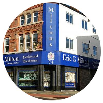 miltons shop