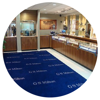 miltons diamonds store