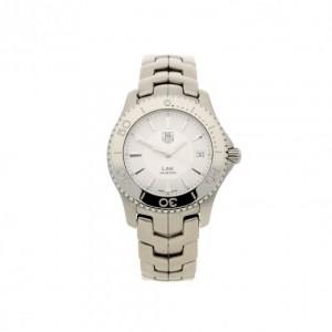 link-wj1111-silver-dial-quartz-pre-owned-watch-