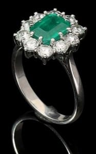 18ct-white-gold-emerald-and-diamond-cluster