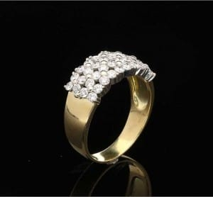 2-00ct-yellow-gold-40-stone-diamond-cluster-ring-p1612-4789_image