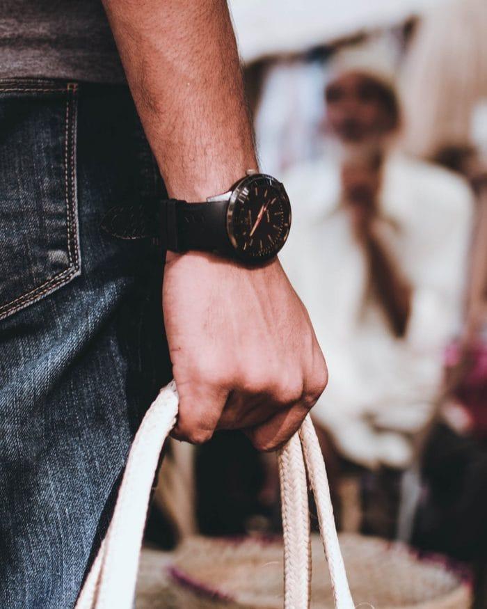 holiday watches, men's waterproof watches, men's water resistant watches