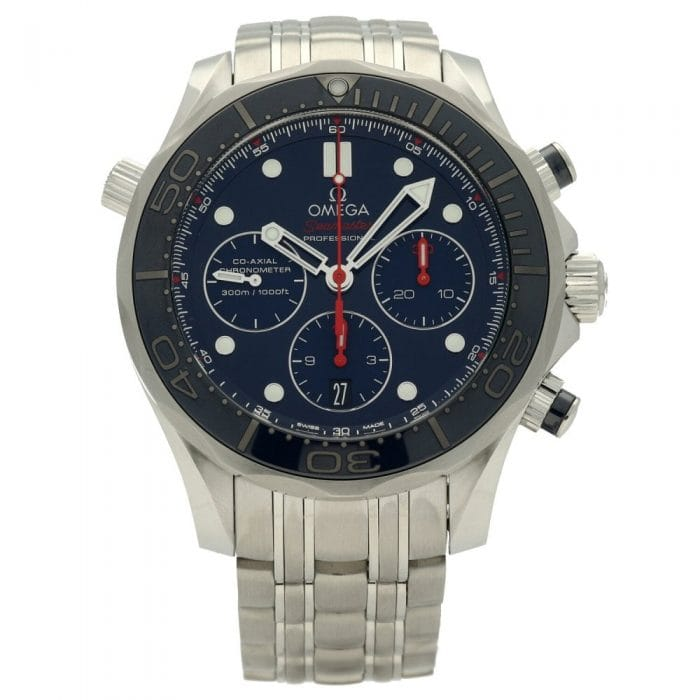 Omega seamaster dive watches, holiday watches, men's waterproof watches, men's water resistant watches